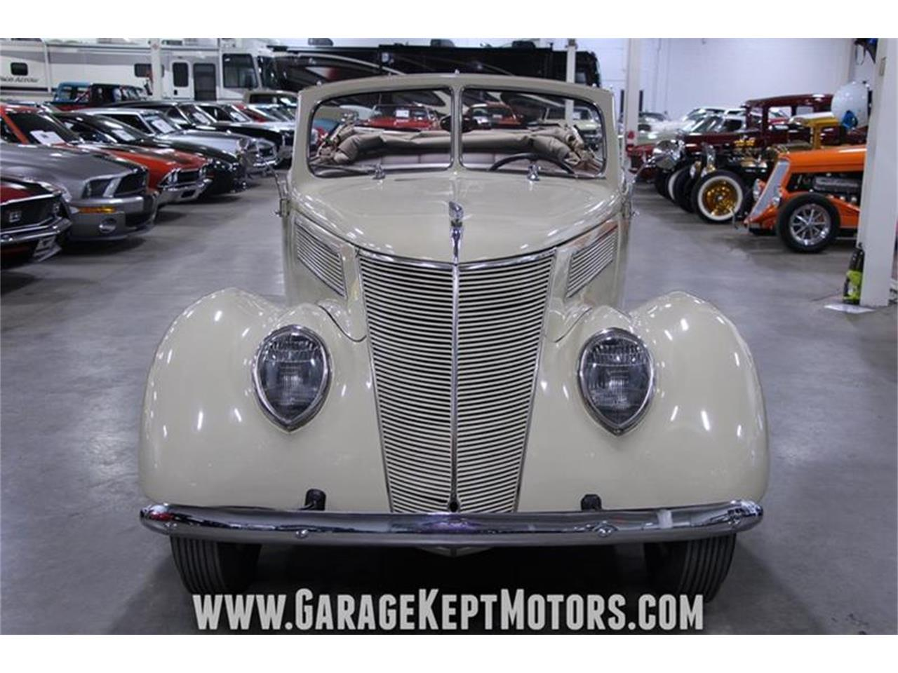 Large Picture of Classic 1937 Deluxe located in Michigan - $39,500.00 - PWYL