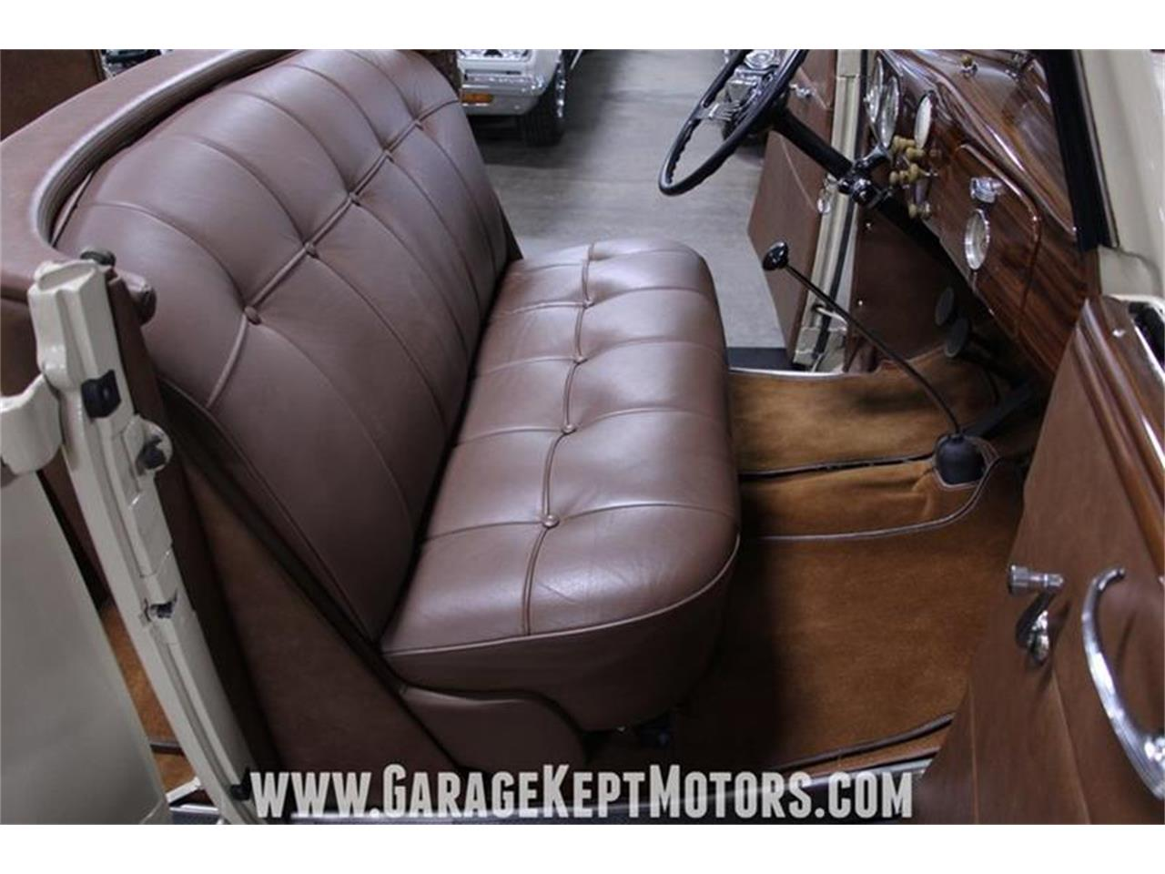 Large Picture of '37 Ford Deluxe located in Grand Rapids Michigan Offered by Garage Kept Motors - PWYL