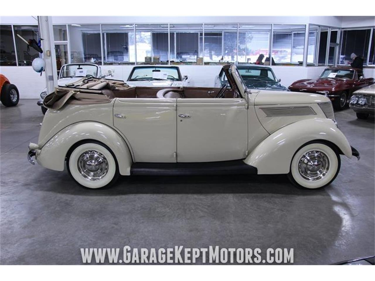 Large Picture of 1937 Deluxe located in Grand Rapids Michigan Offered by Garage Kept Motors - PWYL