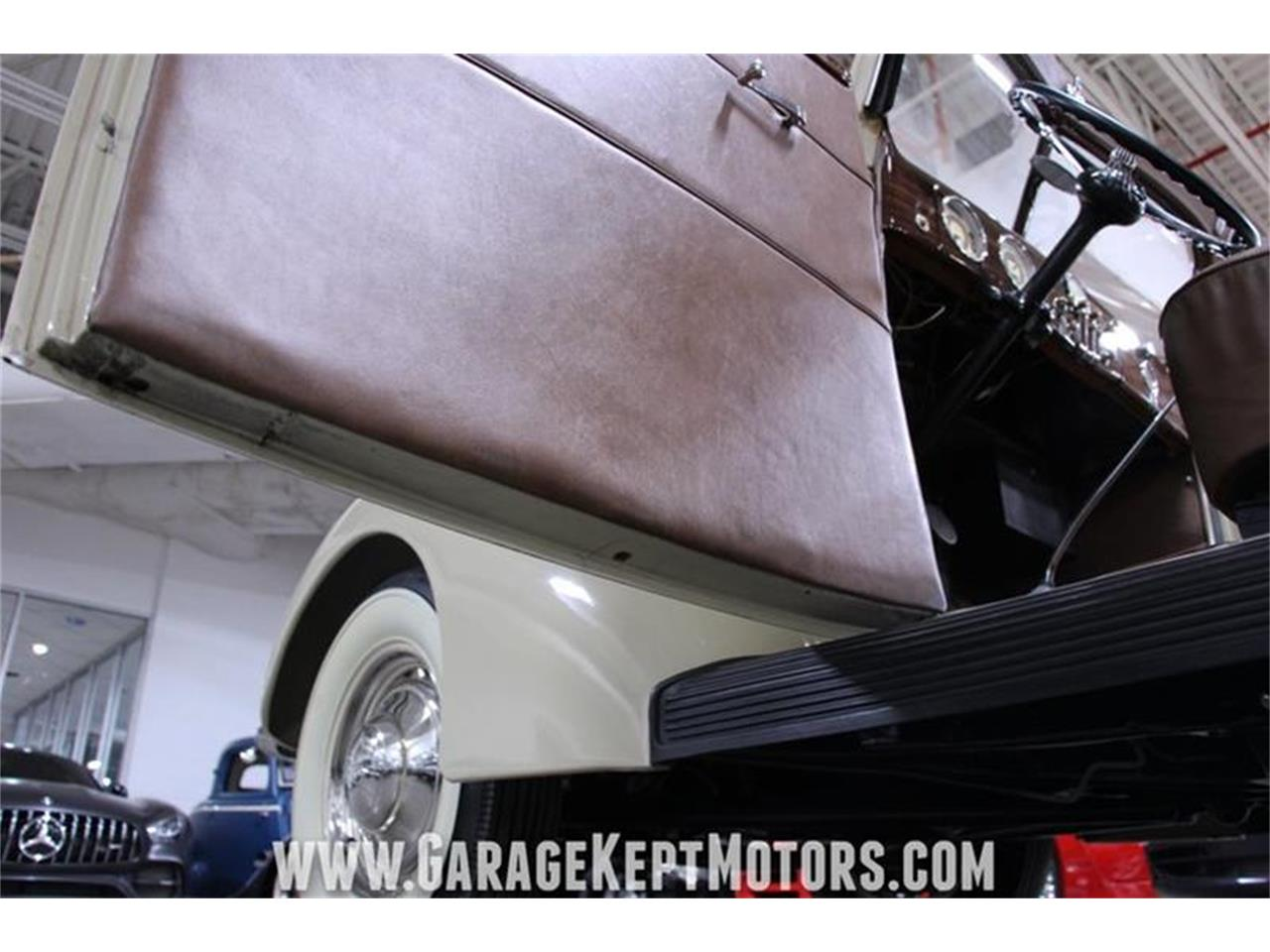 Large Picture of '37 Ford Deluxe Offered by Garage Kept Motors - PWYL