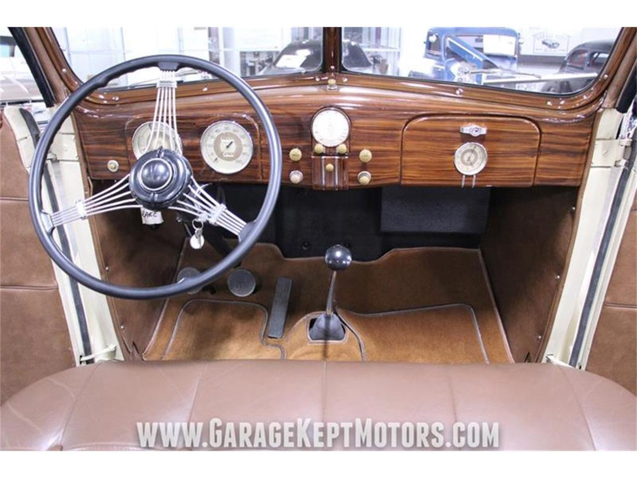 Large Picture of Classic 1937 Ford Deluxe located in Grand Rapids Michigan Offered by Garage Kept Motors - PWYL