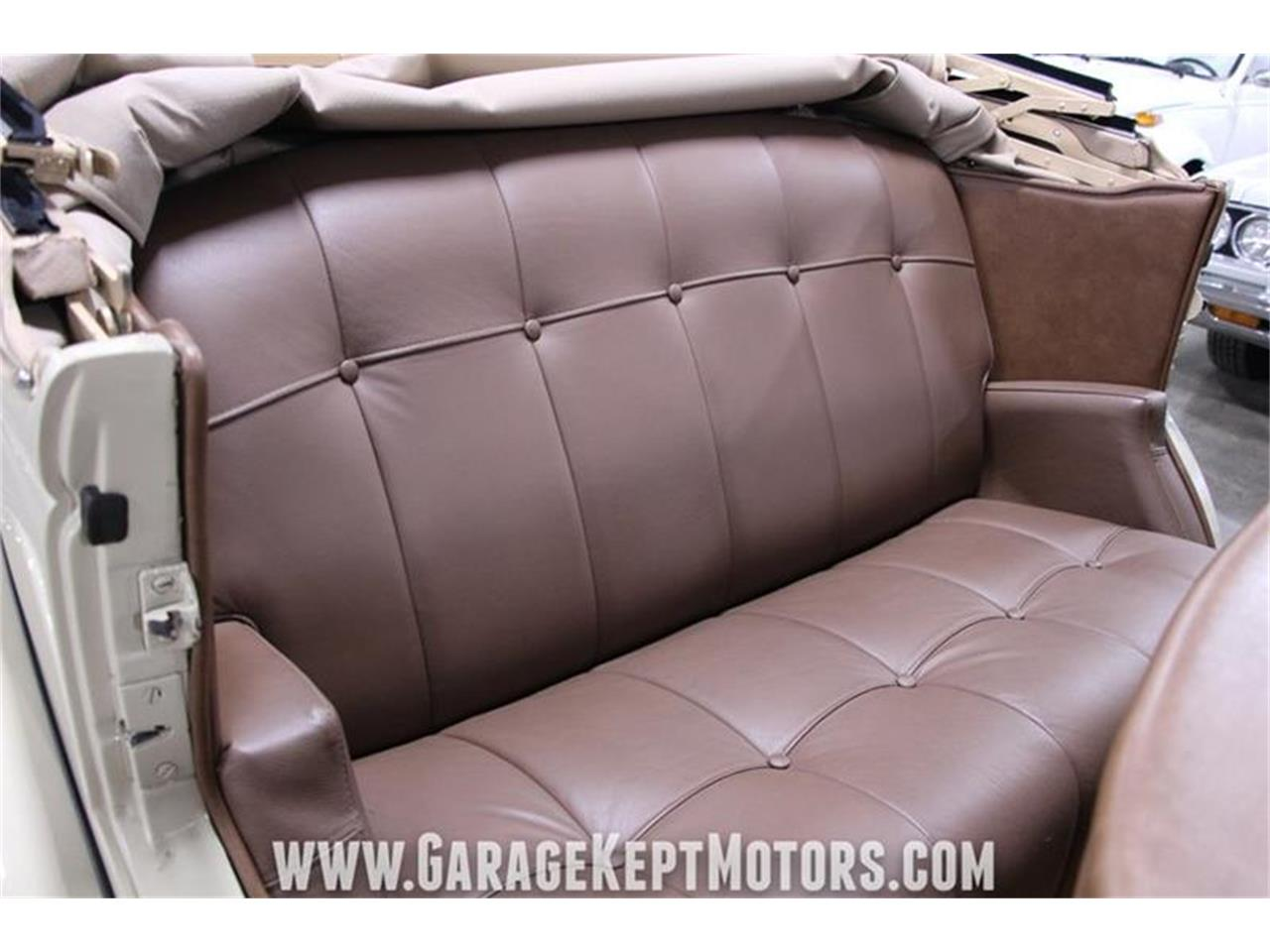 Large Picture of 1937 Deluxe located in Michigan Offered by Garage Kept Motors - PWYL