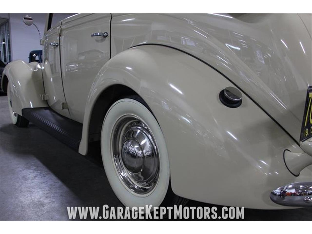 Large Picture of Classic 1937 Ford Deluxe located in Grand Rapids Michigan - $39,500.00 - PWYL