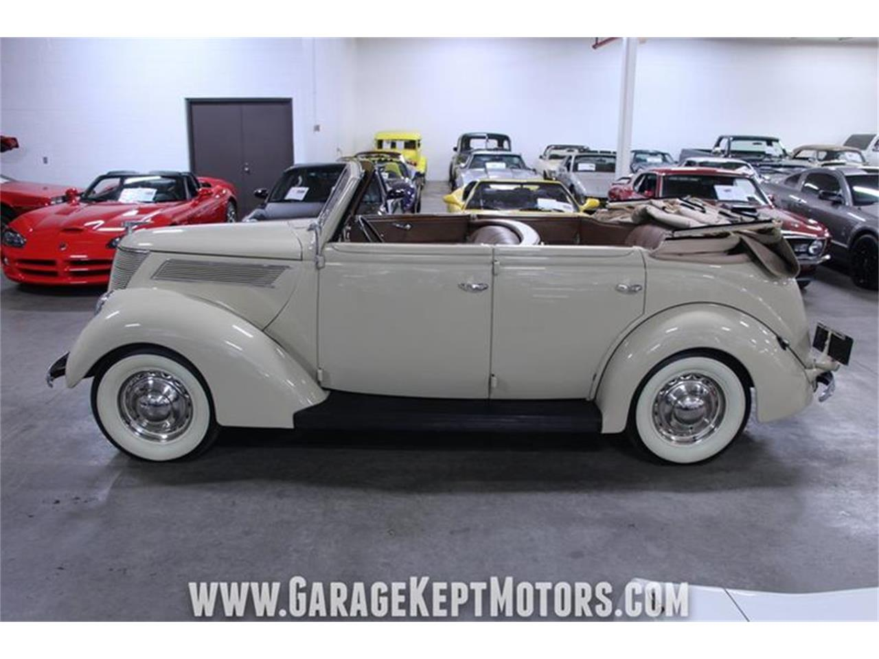 Large Picture of 1937 Ford Deluxe Offered by Garage Kept Motors - PWYL