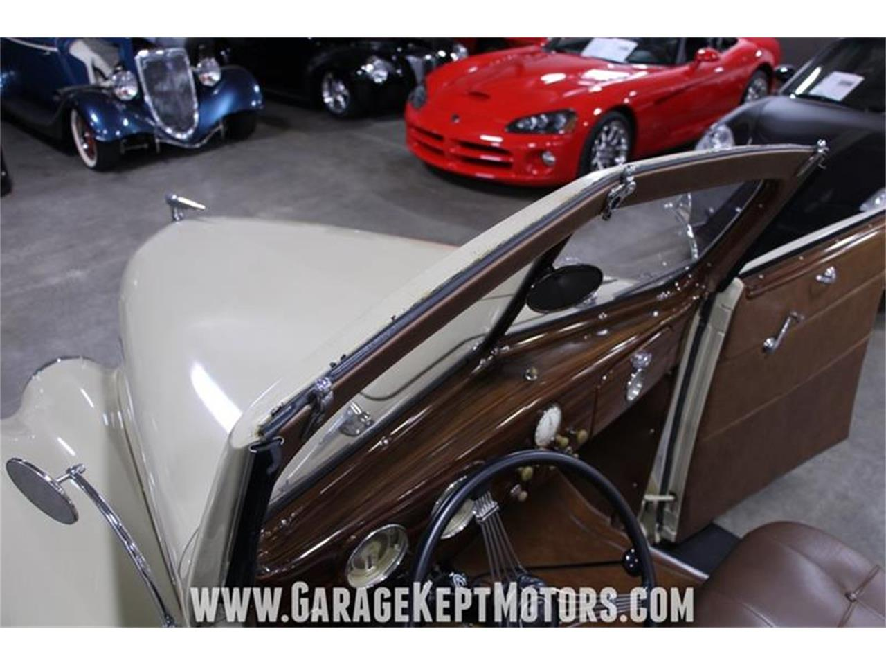 Large Picture of 1937 Deluxe located in Michigan - $39,500.00 Offered by Garage Kept Motors - PWYL