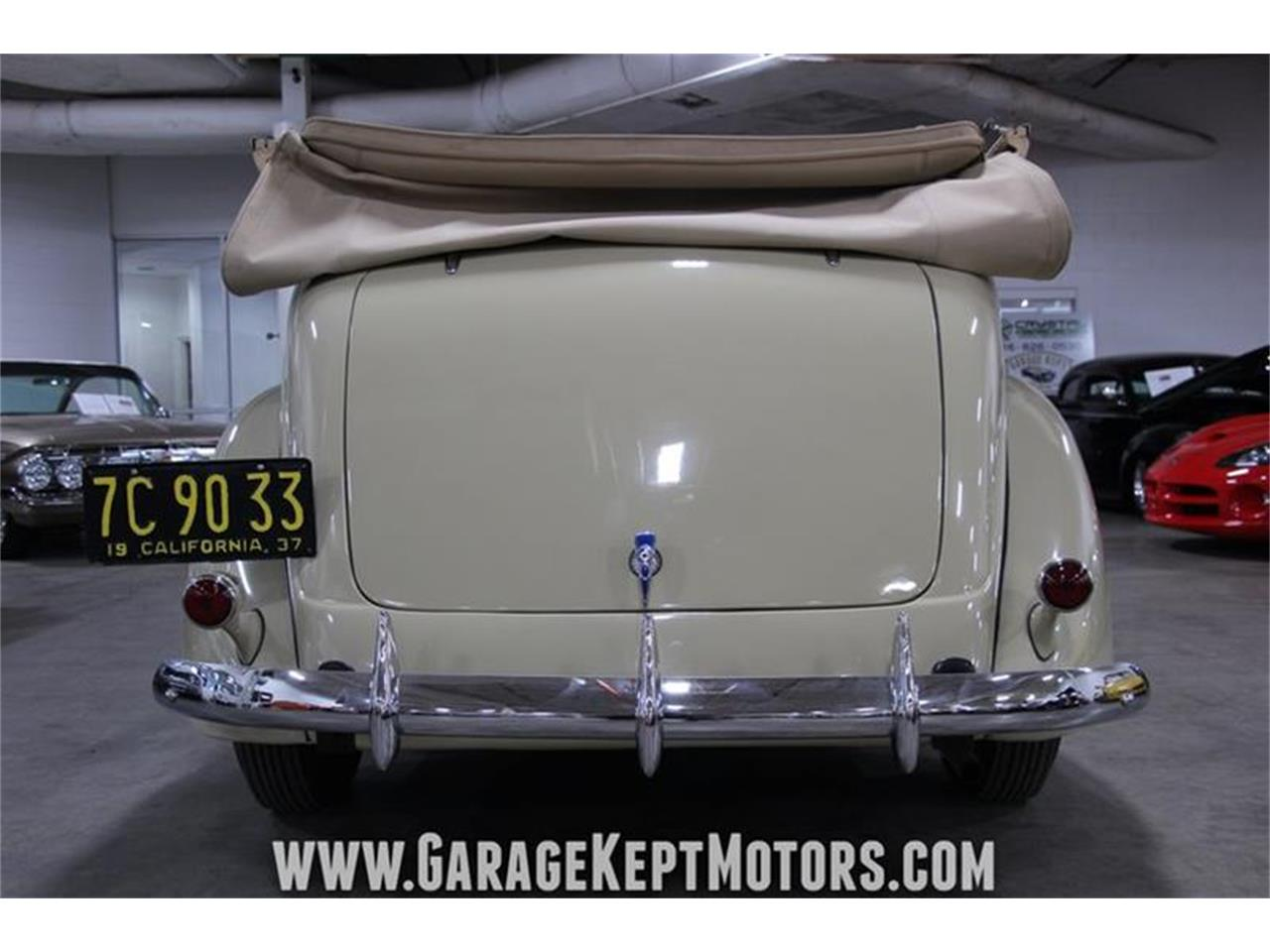 Large Picture of Classic 1937 Ford Deluxe - $39,500.00 - PWYL