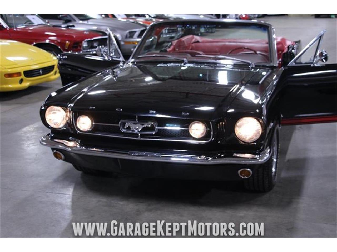 Large Picture of '65 Mustang - PWYN