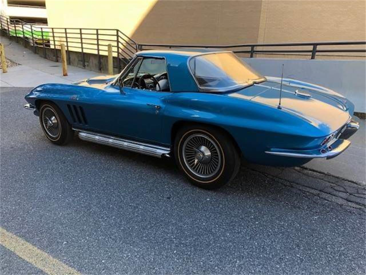 Large Picture of '66 Corvette - PQMO