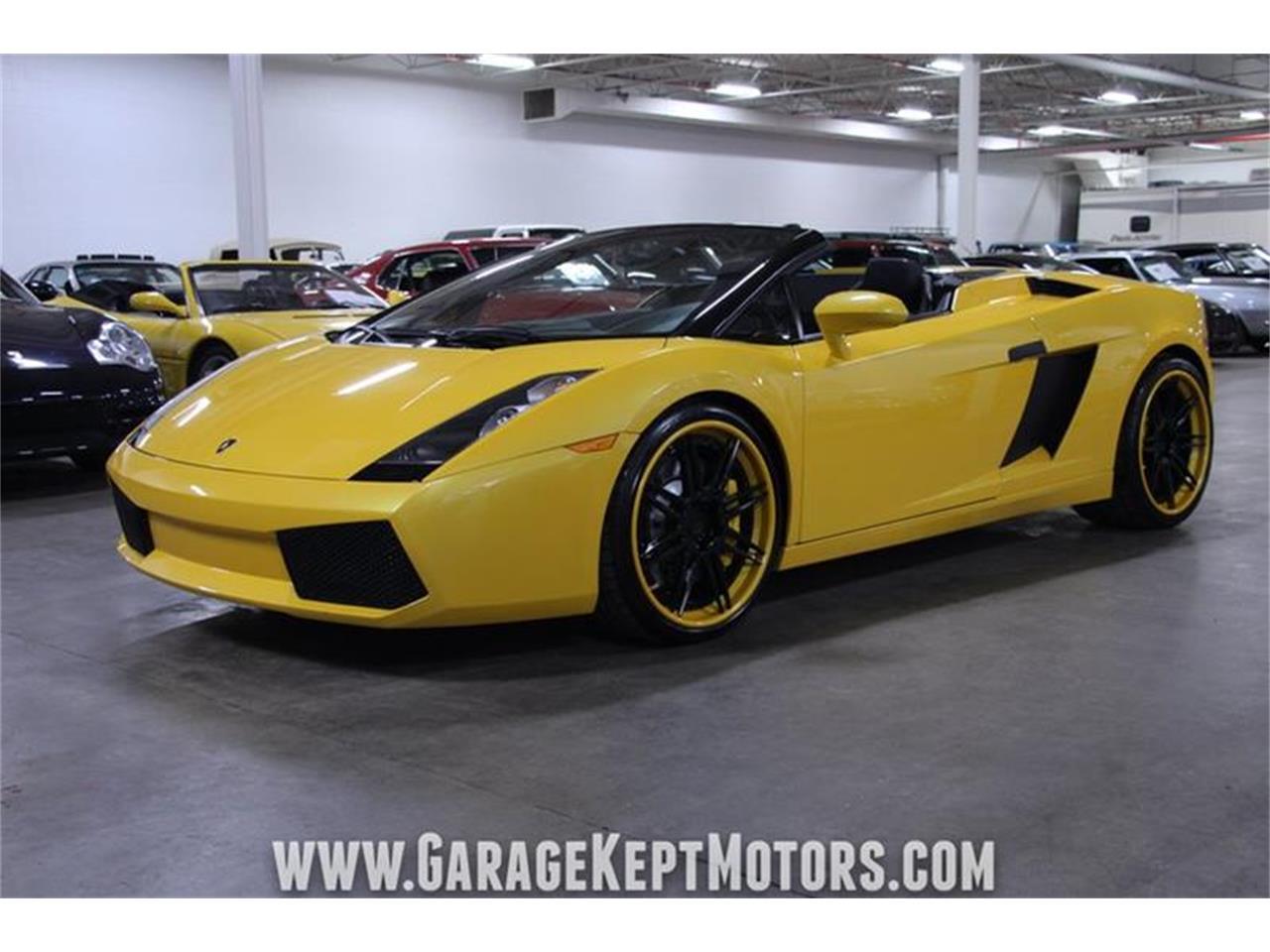 2008 Lamborghini Gallardo For Sale Classiccars Com Cc 1209123