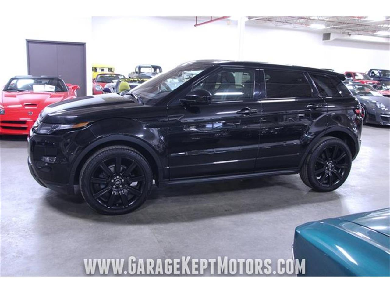 Large Picture of '15 Range Rover Evoque - PWYY