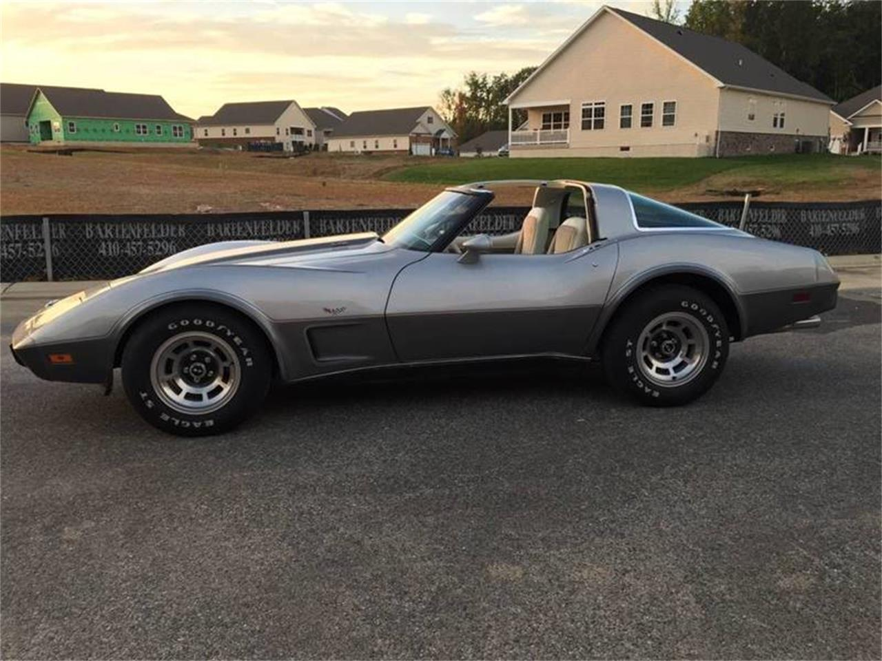 Large Picture of '78 Corvette - PQMQ
