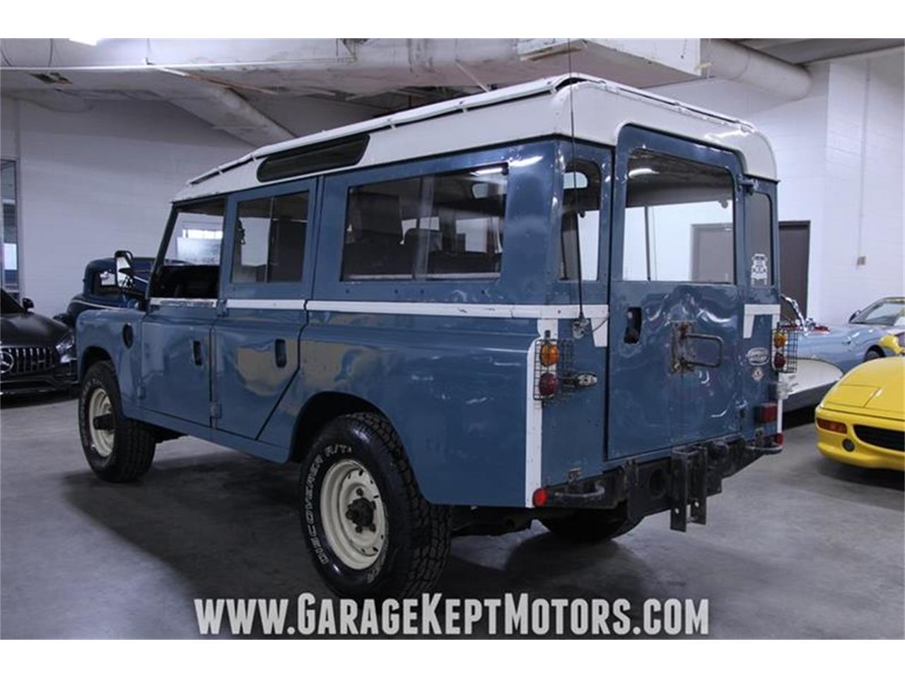 Large Picture of '78 Defender - PWZ8