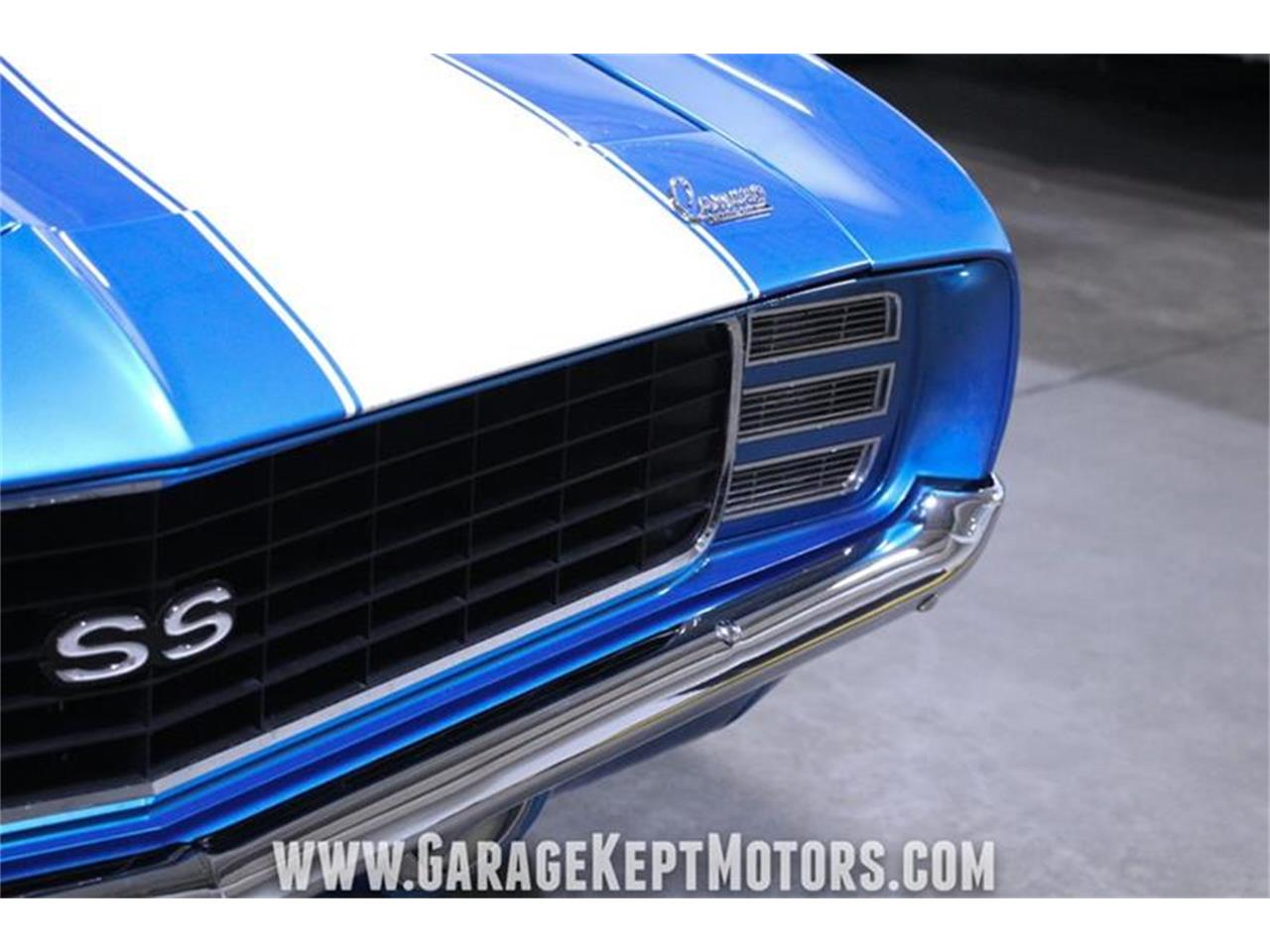 Large Picture of Classic '69 Chevrolet Camaro - $44,900.00 Offered by Garage Kept Motors - PWZE
