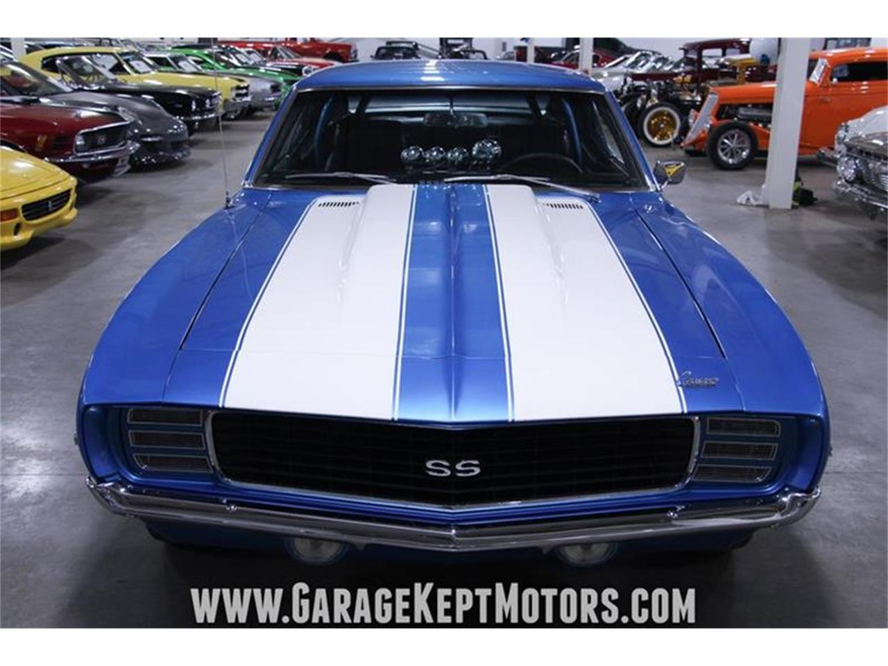 Large Picture of 1969 Chevrolet Camaro located in Michigan Offered by Garage Kept Motors - PWZE