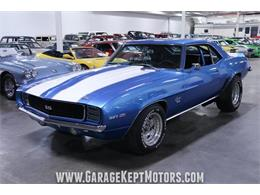 Picture of Classic 1969 Chevrolet Camaro located in Michigan Offered by Garage Kept Motors - PWZE