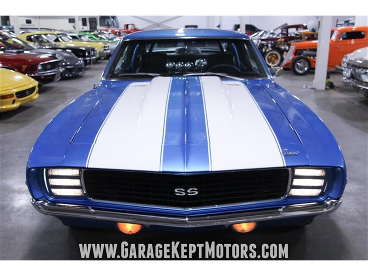 Large Picture of Classic '69 Chevrolet Camaro - $44,900.00 - PWZE