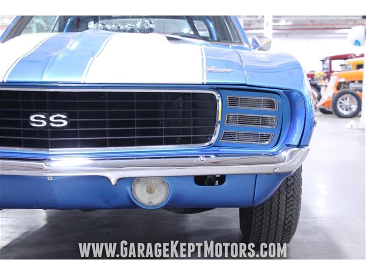 Large Picture of '69 Camaro located in Michigan - $44,900.00 Offered by Garage Kept Motors - PWZE