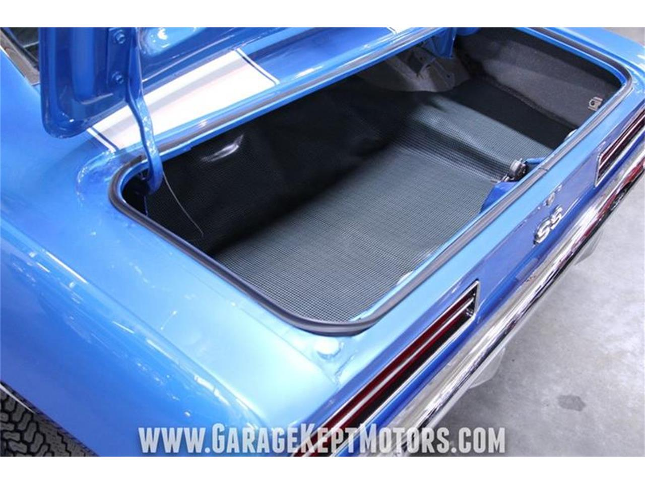 Large Picture of 1969 Chevrolet Camaro located in Grand Rapids Michigan - $44,900.00 - PWZE