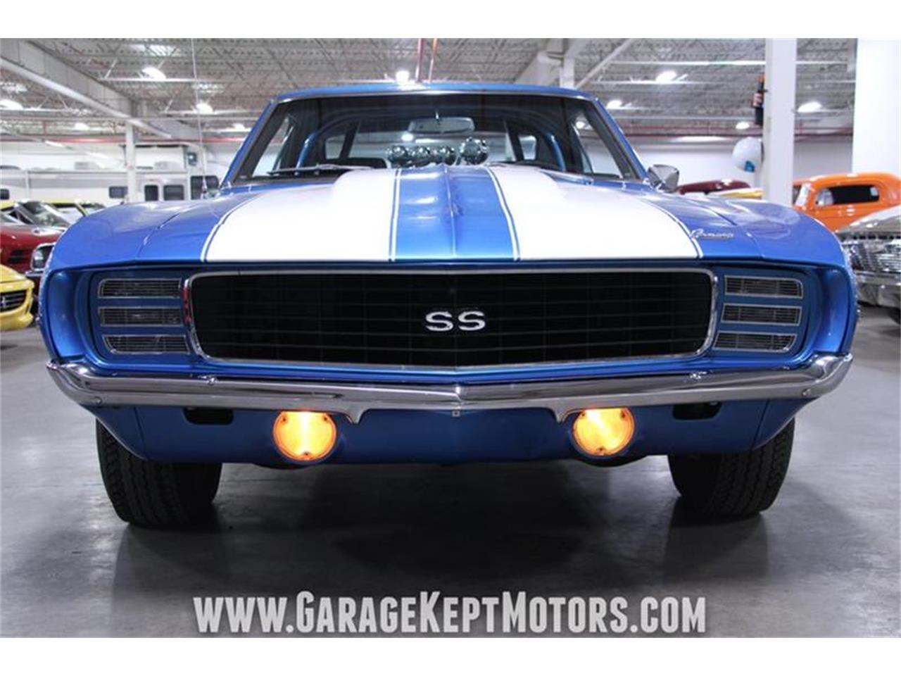 Large Picture of Classic 1969 Chevrolet Camaro - $44,900.00 Offered by Garage Kept Motors - PWZE