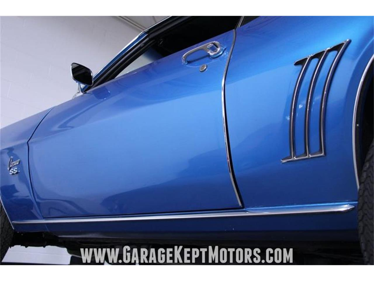 Large Picture of 1969 Chevrolet Camaro - $44,900.00 Offered by Garage Kept Motors - PWZE