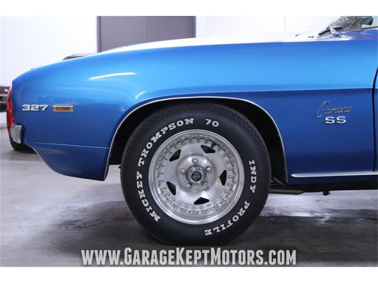 Large Picture of '69 Camaro - PWZE