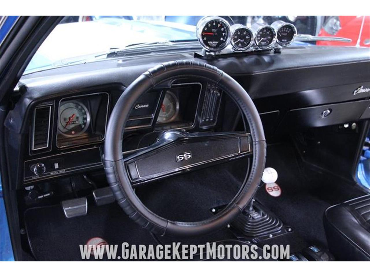 Large Picture of Classic 1969 Chevrolet Camaro located in Michigan Offered by Garage Kept Motors - PWZE