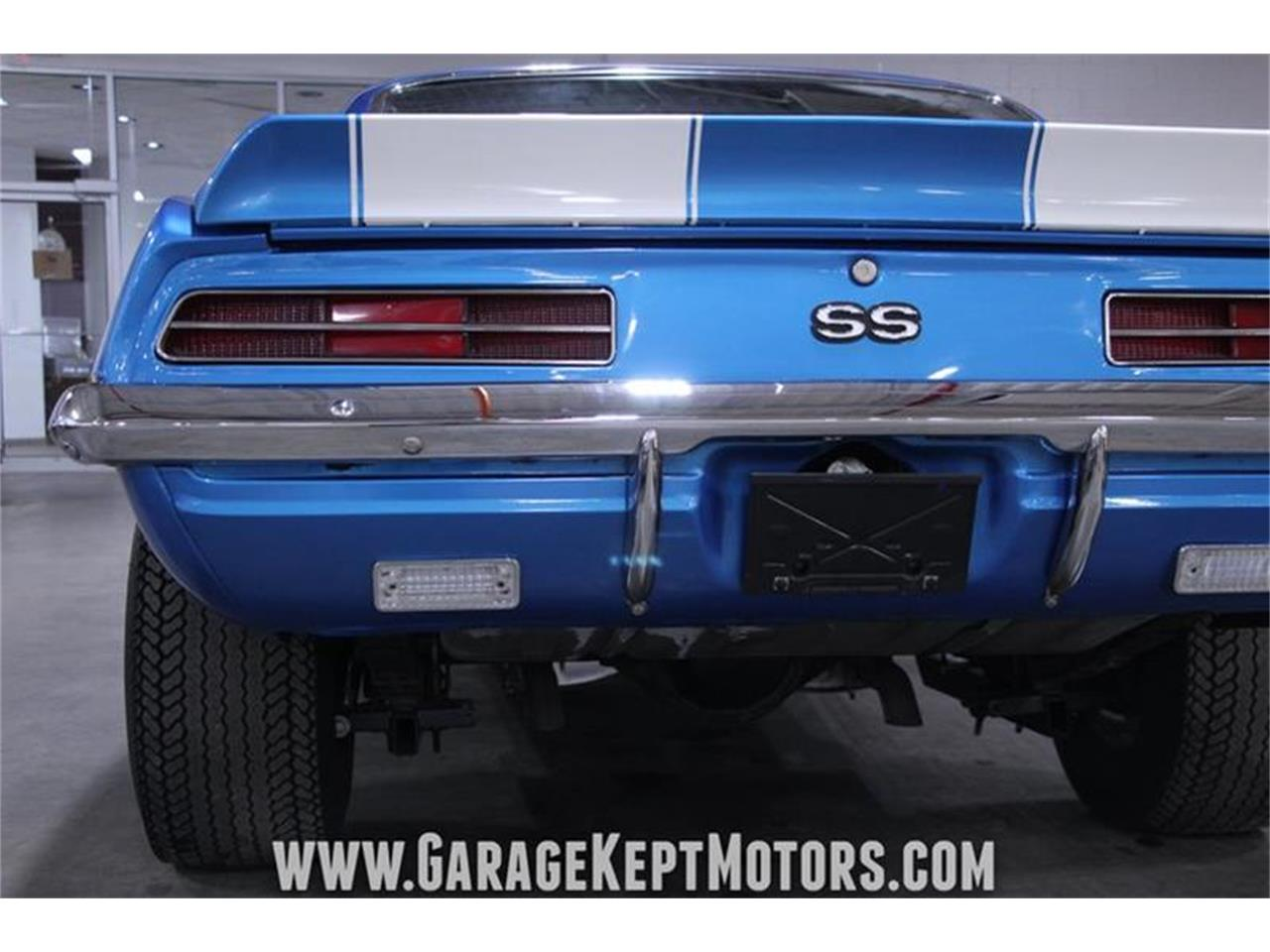 Large Picture of Classic 1969 Chevrolet Camaro located in Grand Rapids Michigan - $44,900.00 Offered by Garage Kept Motors - PWZE