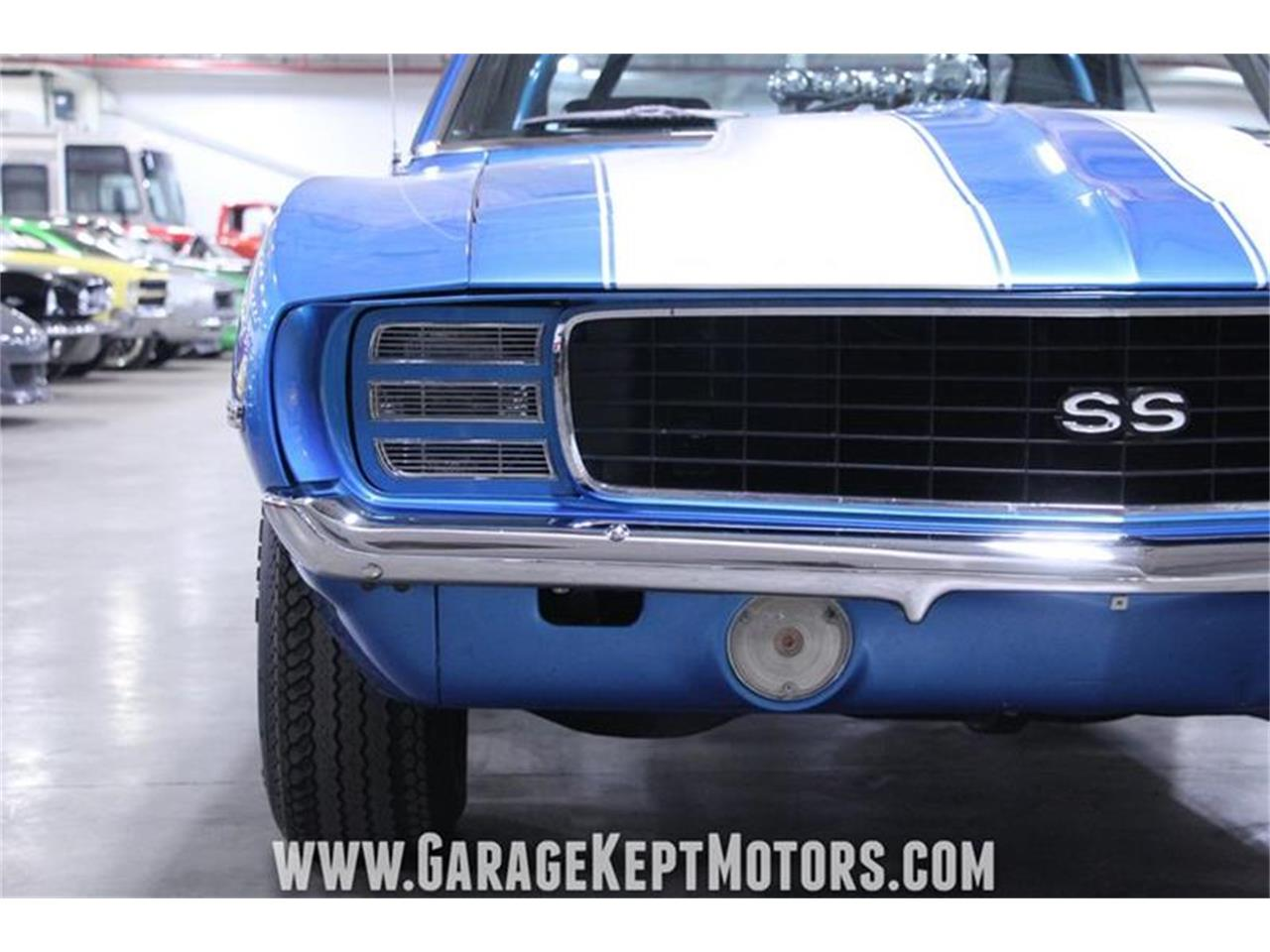 Large Picture of Classic 1969 Chevrolet Camaro Offered by Garage Kept Motors - PWZE
