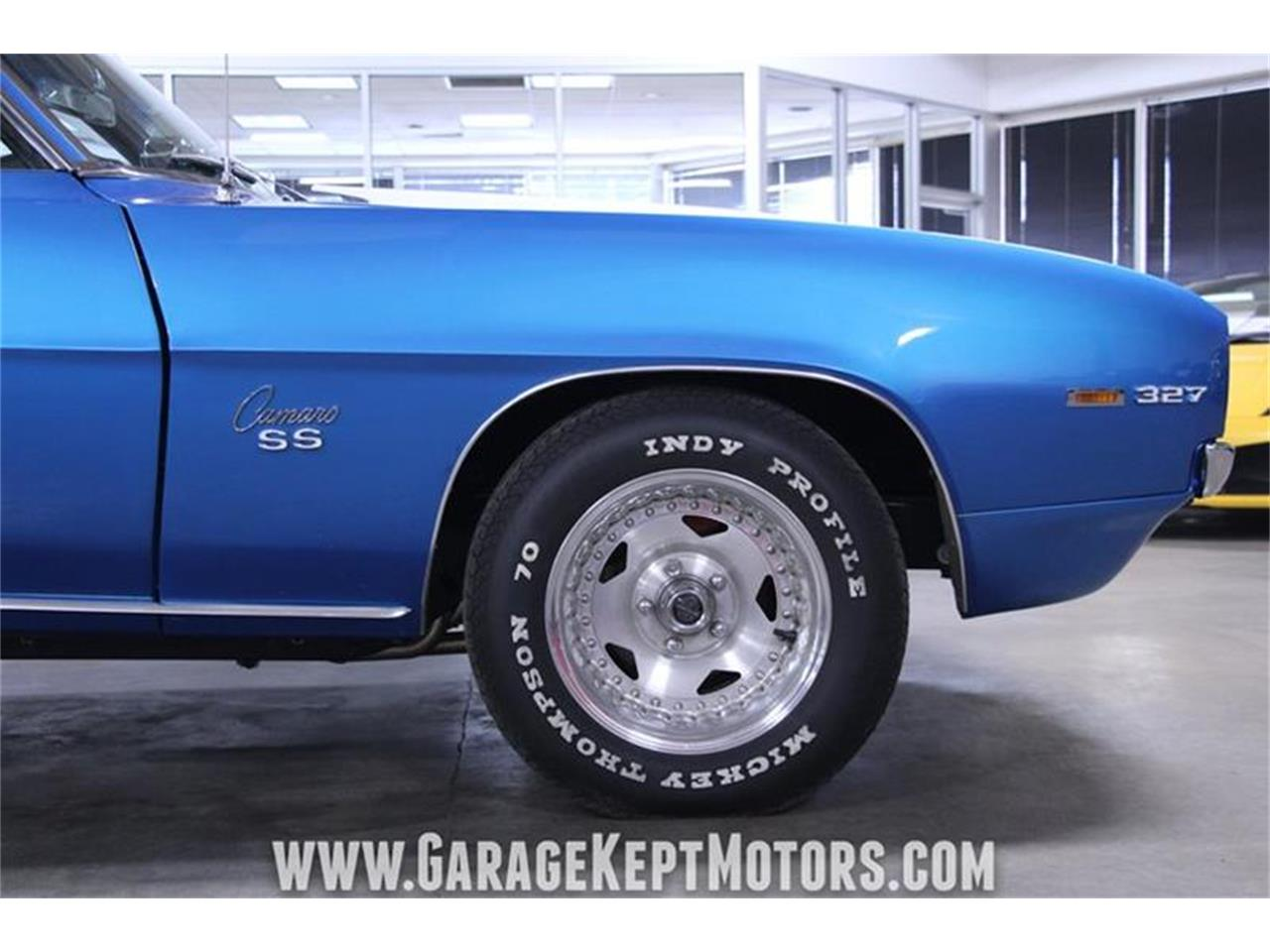 Large Picture of 1969 Camaro located in Michigan - $44,900.00 Offered by Garage Kept Motors - PWZE
