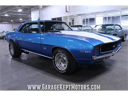 Picture of Classic 1969 Chevrolet Camaro Offered by Garage Kept Motors - PWZE