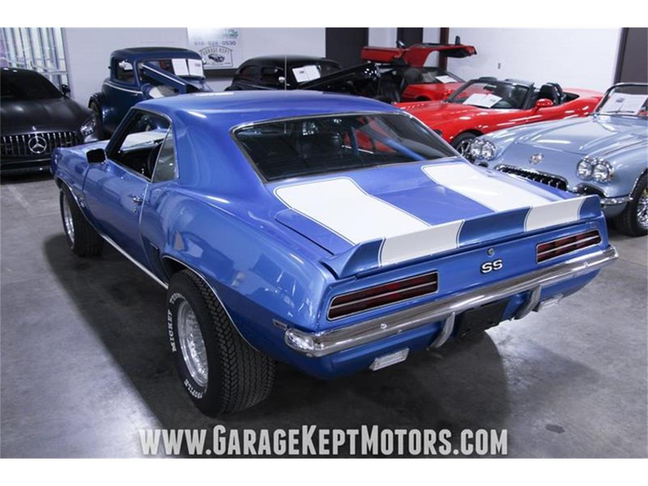 Large Picture of '69 Camaro Offered by Garage Kept Motors - PWZE