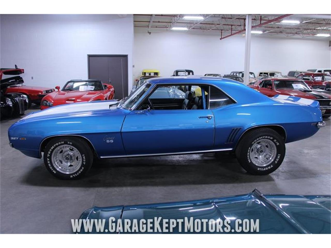 Large Picture of Classic '69 Camaro - $44,900.00 Offered by Garage Kept Motors - PWZE