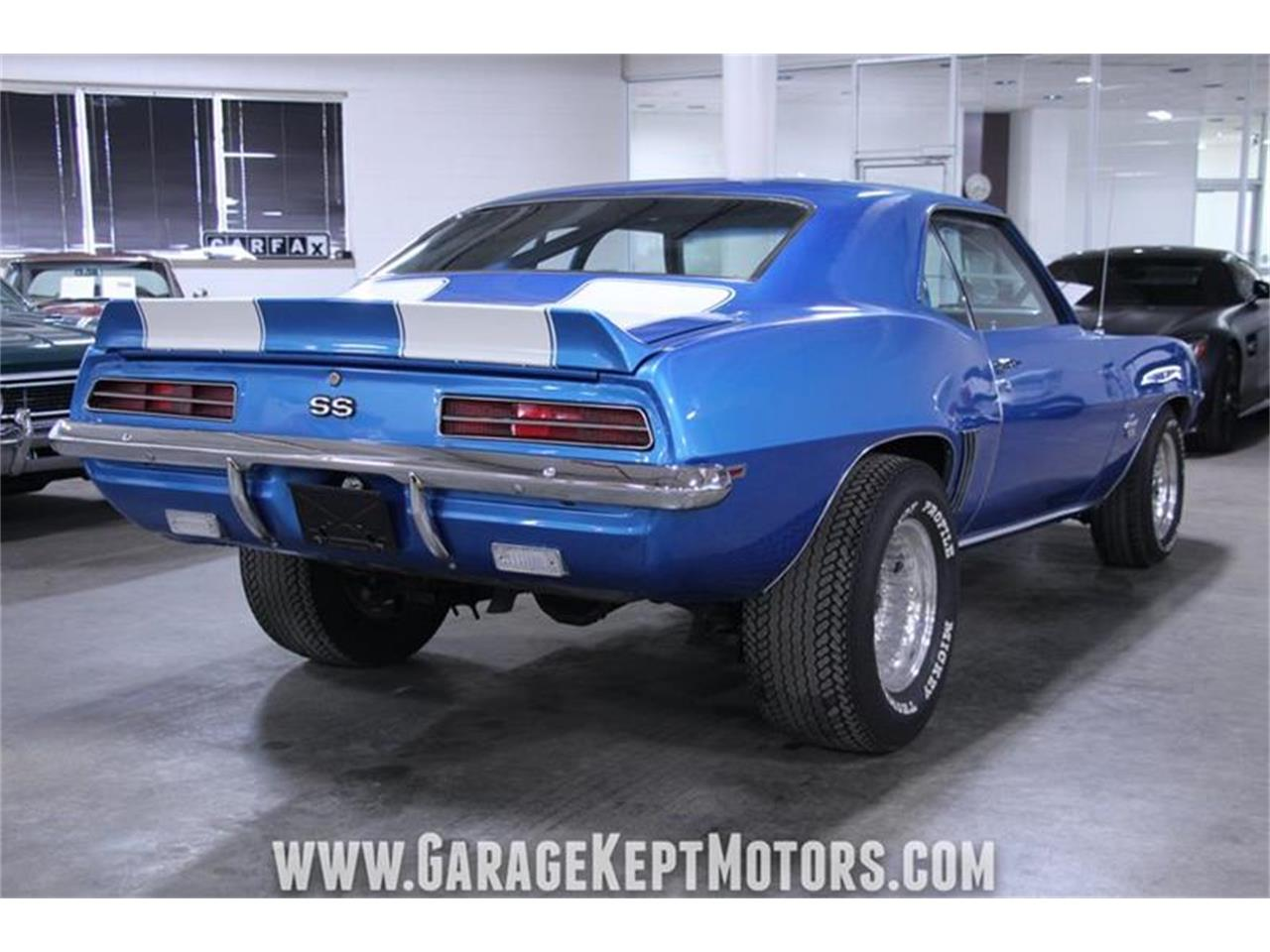 Large Picture of Classic '69 Chevrolet Camaro Offered by Garage Kept Motors - PWZE