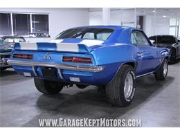 Picture of Classic '69 Chevrolet Camaro located in Grand Rapids Michigan - $44,900.00 Offered by Garage Kept Motors - PWZE