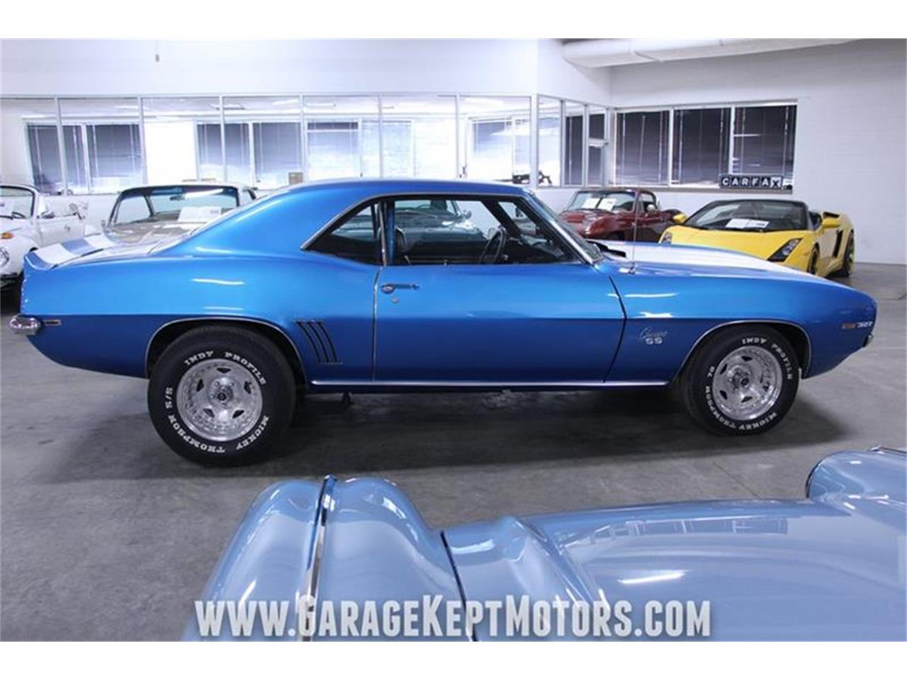 Large Picture of Classic 1969 Chevrolet Camaro located in Michigan - $44,900.00 Offered by Garage Kept Motors - PWZE