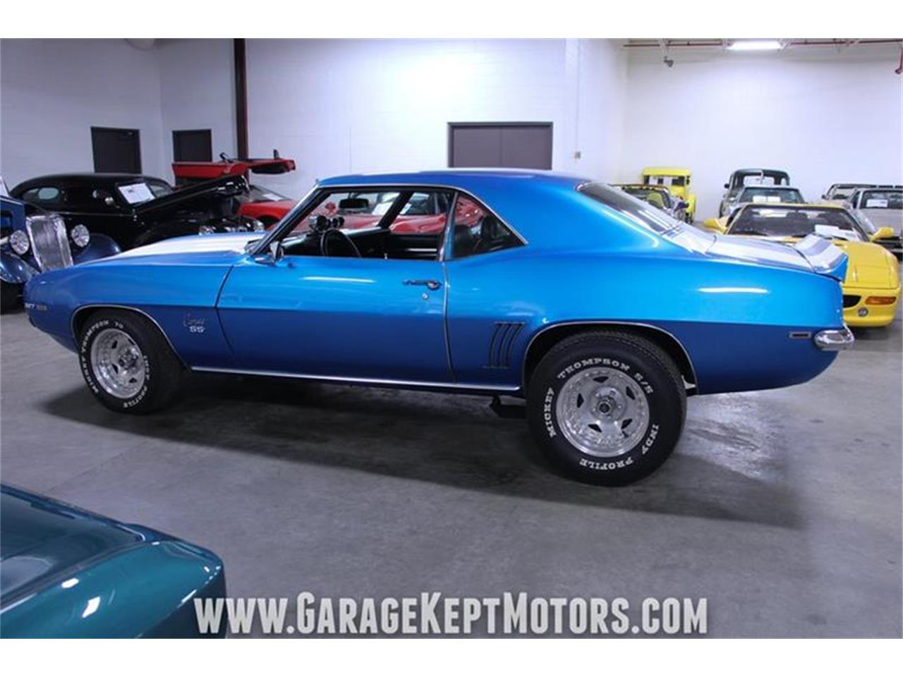 Large Picture of Classic '69 Camaro Offered by Garage Kept Motors - PWZE