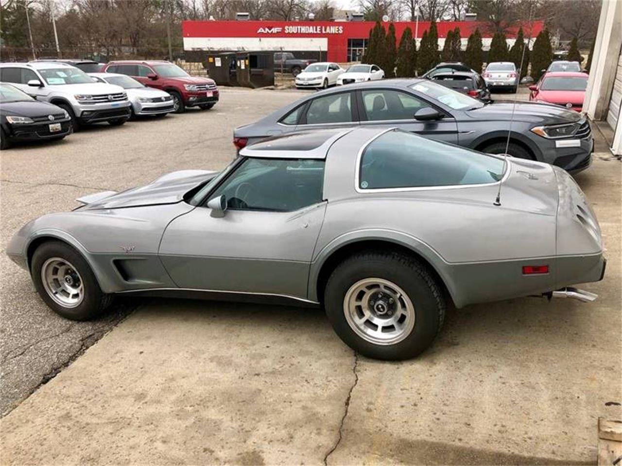 Large Picture of '78 Corvette - PQMR