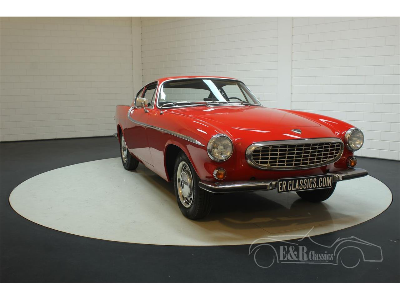 Large Picture of 1966 Volvo P1800S - PWZM