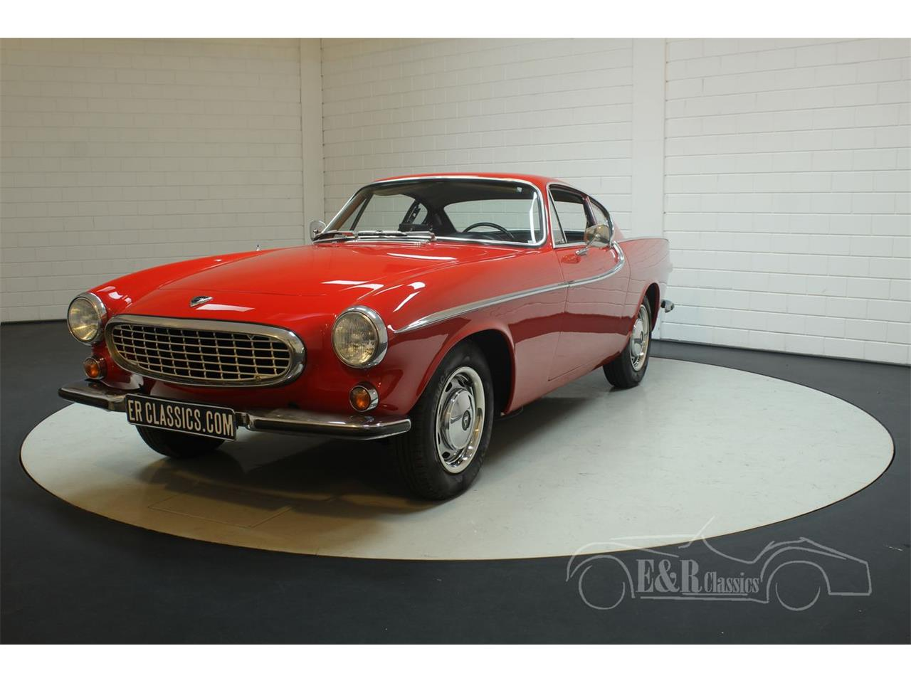 Large Picture of Classic 1966 Volvo P1800S Offered by E & R Classics - PWZM