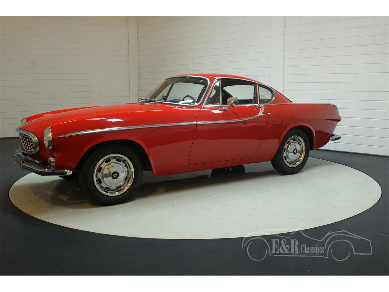Large Picture of '66 Volvo P1800S - PWZM
