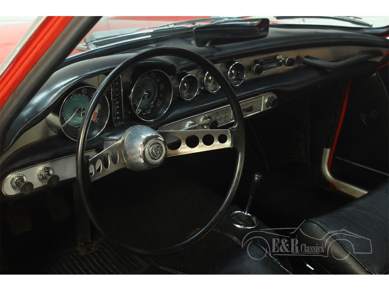 Large Picture of Classic '66 Volvo P1800S - $44,900.00 Offered by E & R Classics - PWZM