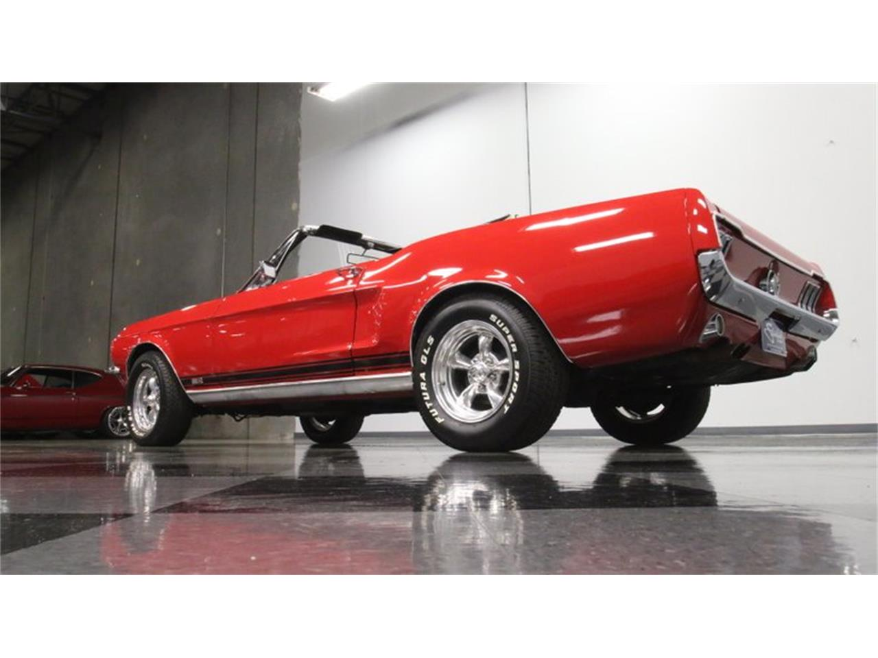 Large Picture of '67 Mustang - PWZN