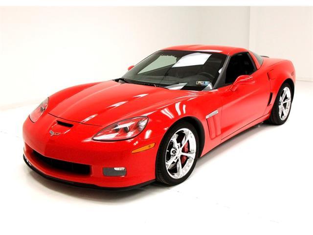 Picture of '12 Corvette - PWZU