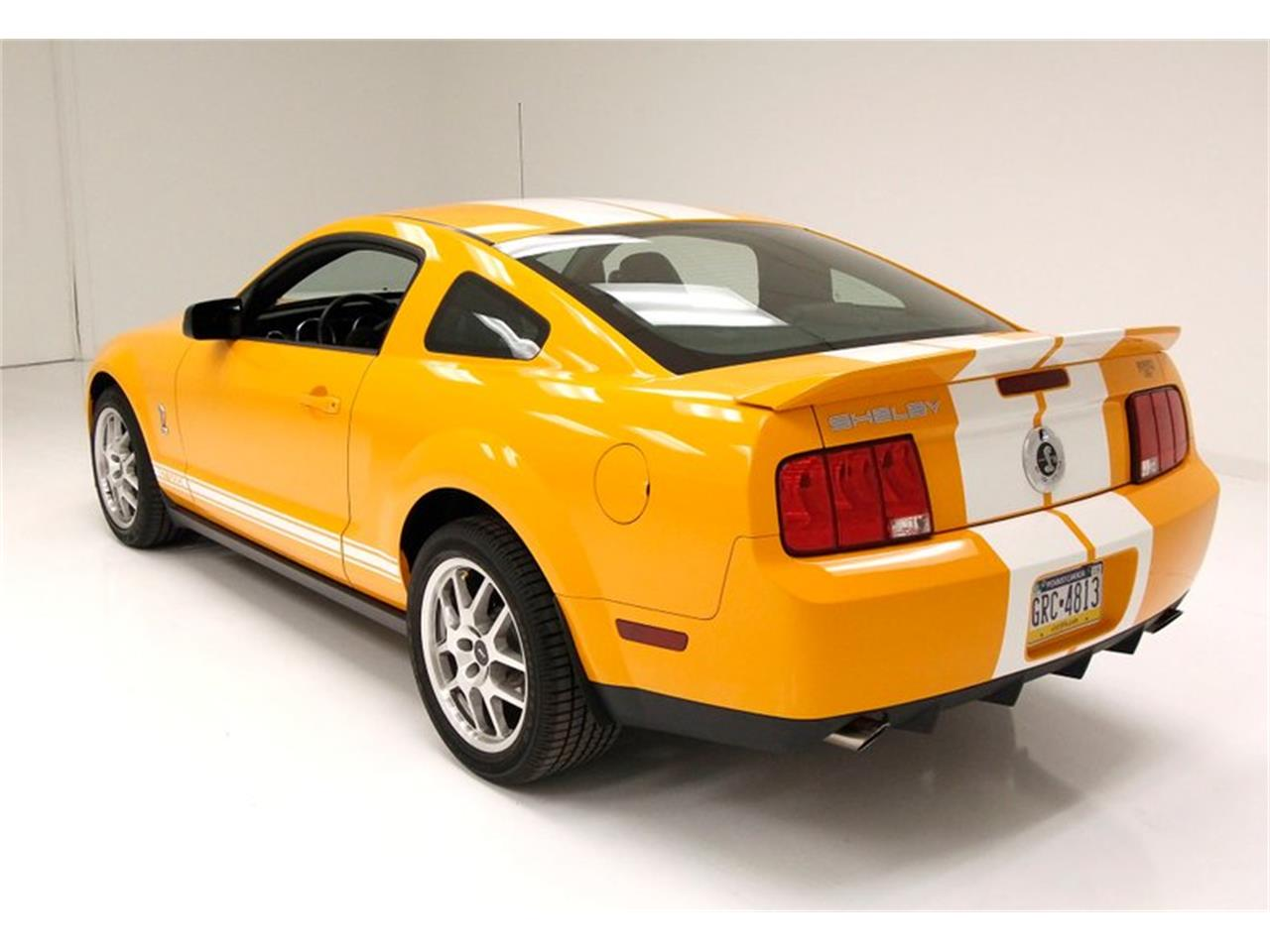 Large Picture of '07 GT500 - PWZY