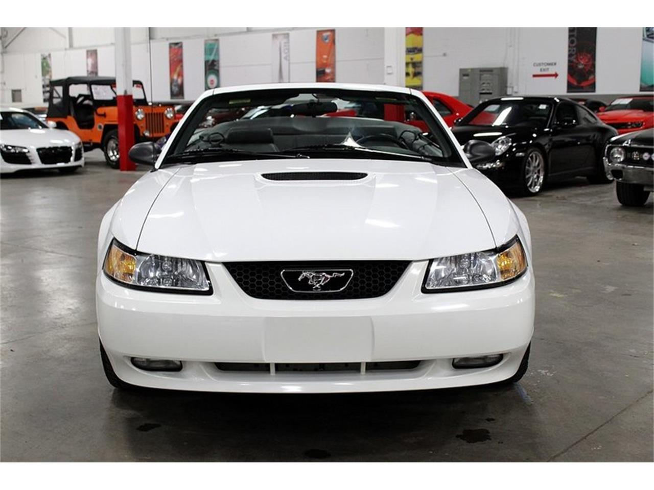 Large Picture of '99 Mustang - PWZZ