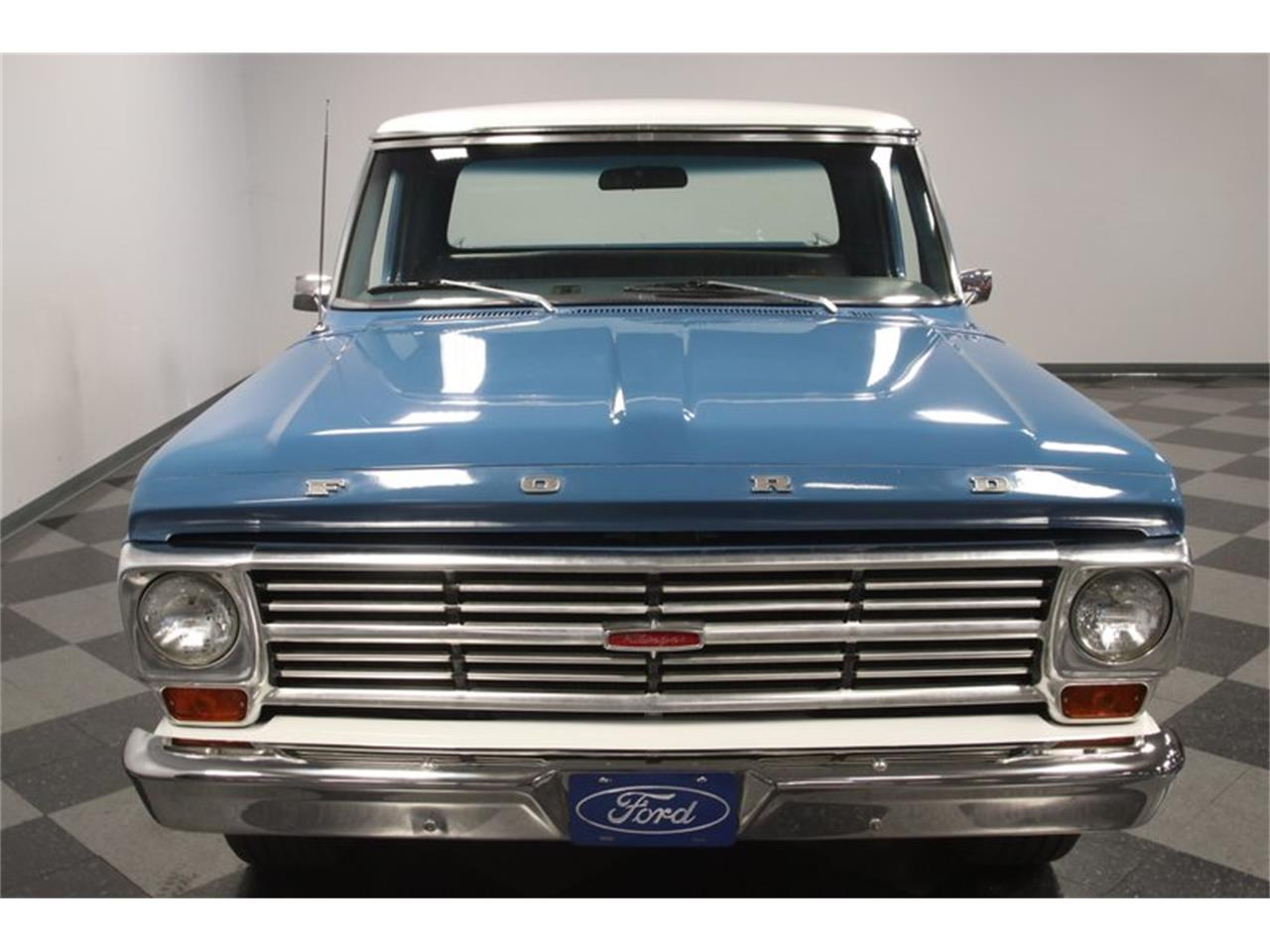 Large Picture of '68 F100 - PX04