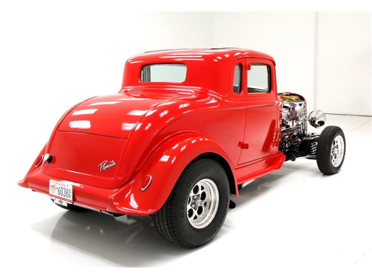 Large Picture of '33 5-Window Coupe - PX05