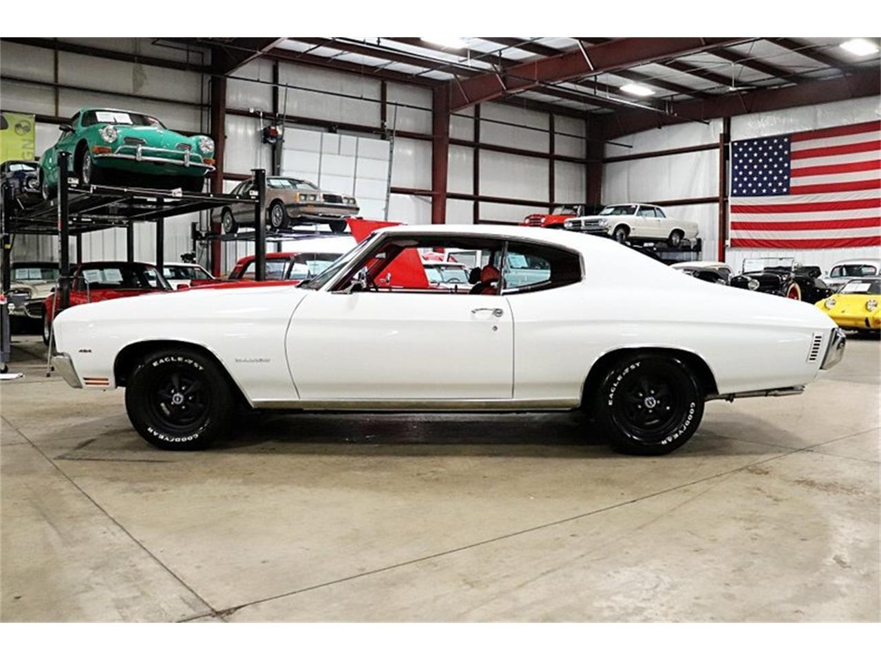 Large Picture of '70 Chevelle - PX0A