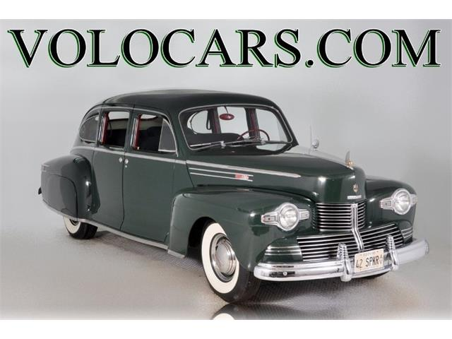 Picture of Classic '42 Lincoln Zephyr Offered by  - PX0H