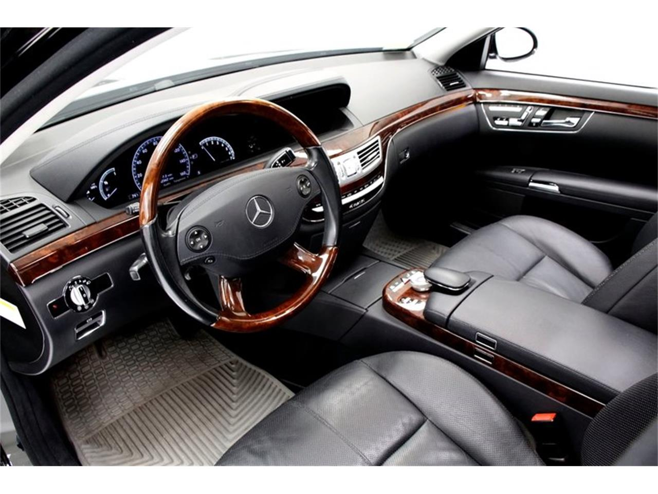 Large Picture of '08 S550 - PX0I